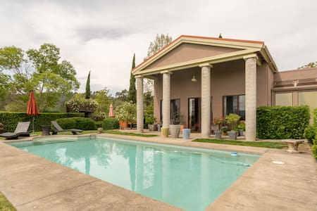 Pool House on Wine Country Estate - Santa Rosa