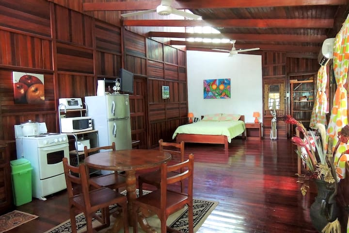 Beach Wooden Cabin, Manuel Antonio