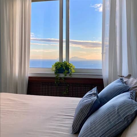 Una habitación con vistas - Nápoles