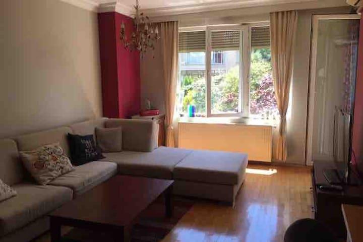 KALAMIŞ'TA keyifli bir daire! Spacious apartment!