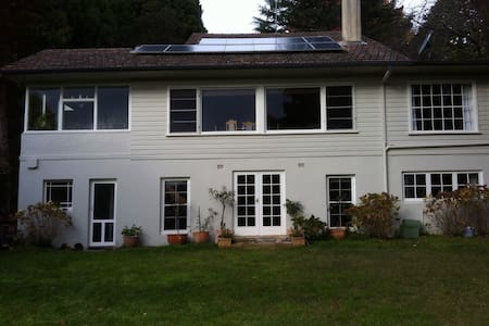 A tranquil apartment in south Leura
