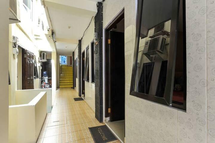 1ST floor Standard Room Corridor