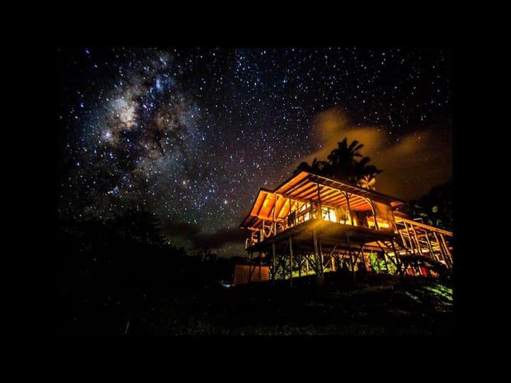 Under The Milky Way: 24 acre farm.