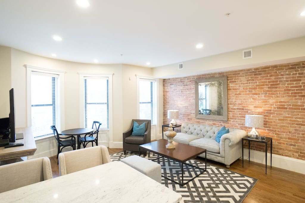 Apt #2 - Living Room