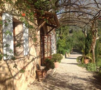 Rooms(3) in finca with views & pool - ソリェル - 別荘