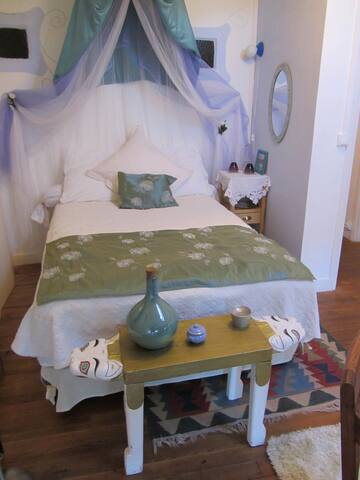 la maison de natasha room number 4 - Castillon-en-Couserans - Bed & Breakfast