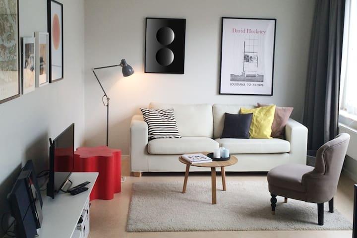 Cozy 1 BR in Stockholm - Stockholm - Apartment