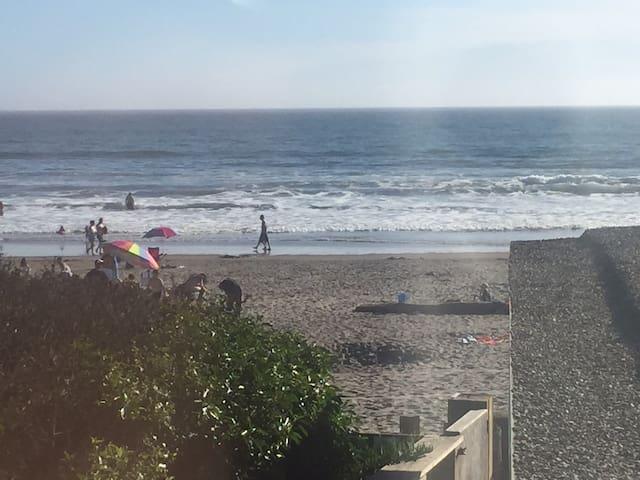 Stinson Oceanfront Apt.- La Sirena - Stinson Beach - Appartement