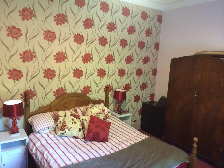 Bedroom for rental