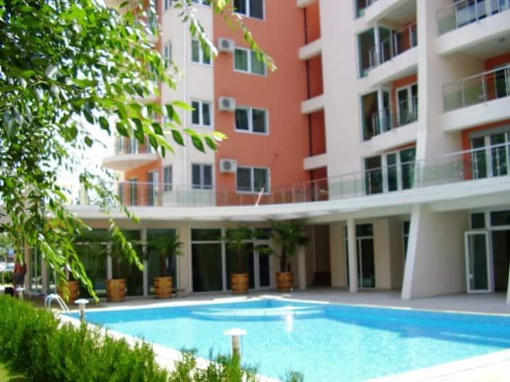 St.Vlas Apartments Mamaia