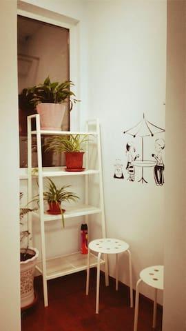 大连开发区金马路 地中海风公寓 - Dalian - Lägenhet