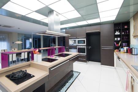 Luxury House on 1300m2 at Balaton - Balatonlelle