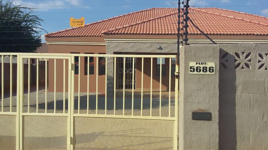 Victorious House - Gaborone - บ้าน
