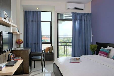 Nice & Clean Apartment near Airport - Bangkok
