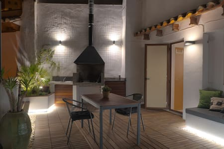 Private attic in Montan (Montanejos)