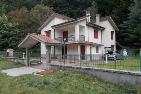 Villa in Bagnoli Irpino AV - Bagnoli Irpino - Villa