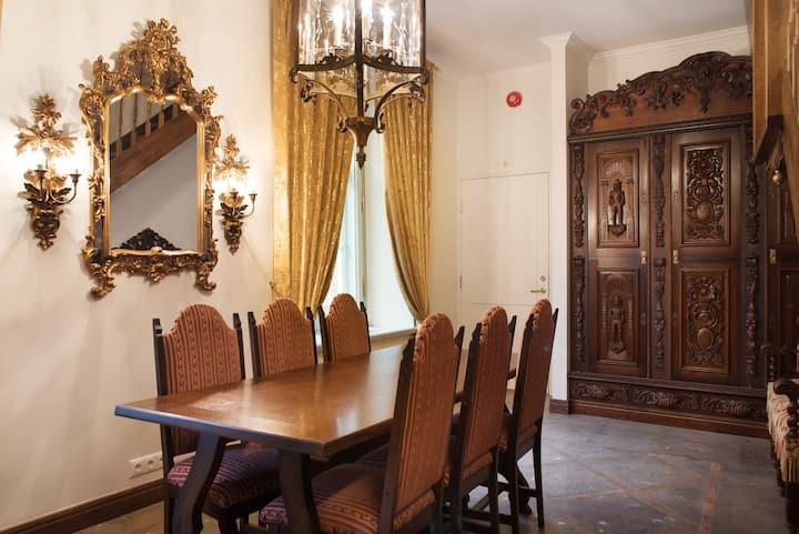 Rahukohtu Luxury  2-floor apartament