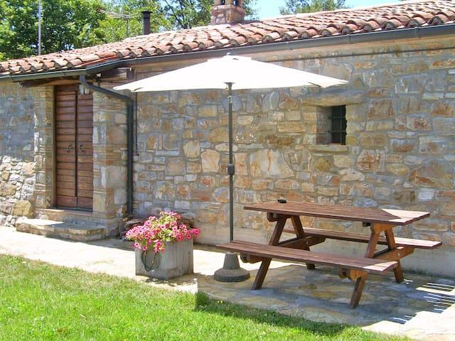 """Cottage """"Ortensie"""" - Castell'Azzara (GR)"""