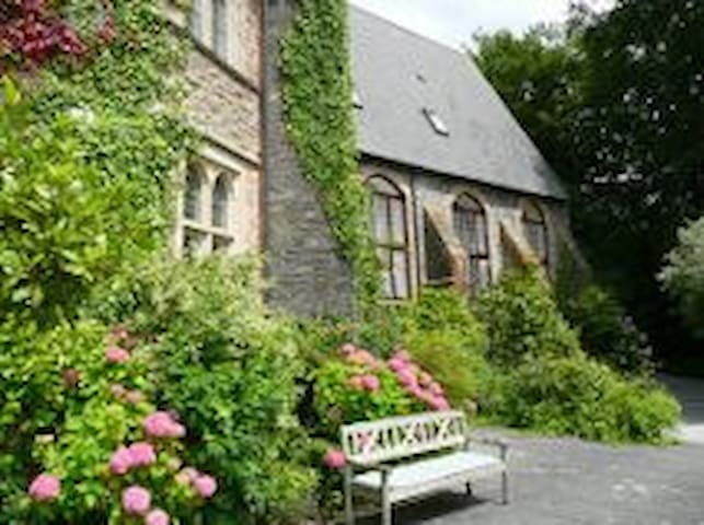 Chapel cottage with wonderfull view - Lostwithiel - House