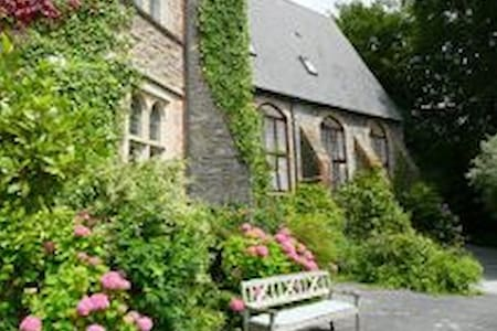 Chapel cottage with wonderfull view - Lostwithiel - Casa