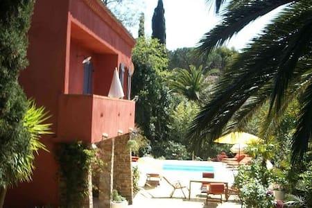 Maison et jardin de  charme - La Croix-Valmer