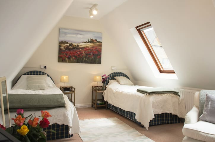 Lovely B and B in Oxfordshire - Ardington - Hus