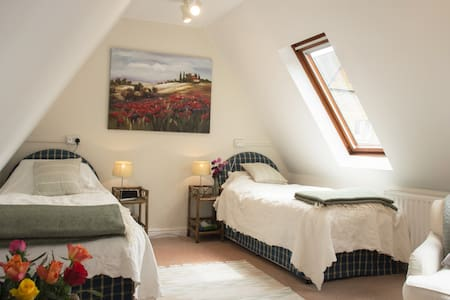 Lovely B and B in Oxfordshire - Ardington - Haus