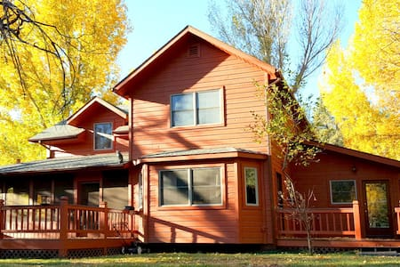 Family Style Home On the Creek in Whispering Pines - Payson - Haus