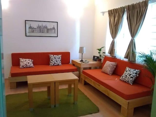 Confortable departamento completo en Condesa
