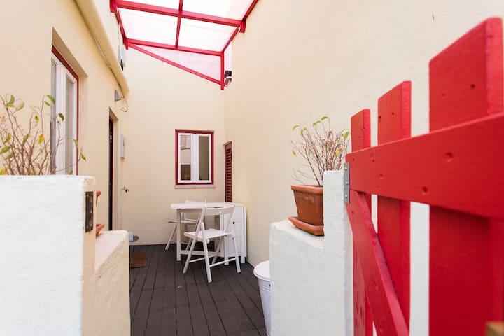 Castelo - Cosy apartment - Lisbon - Lisboa - Hus