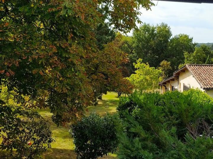 La Loggia proche de Bordeaux