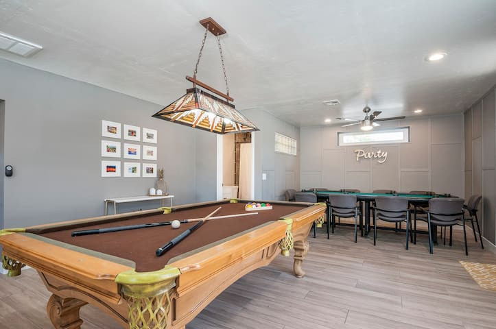 COIVD Escape, Old Town Scottsdale-Sleeps 18