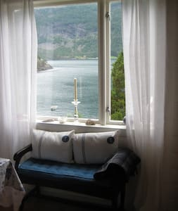 Charming cottage close to the World Heritage area - Valldalen