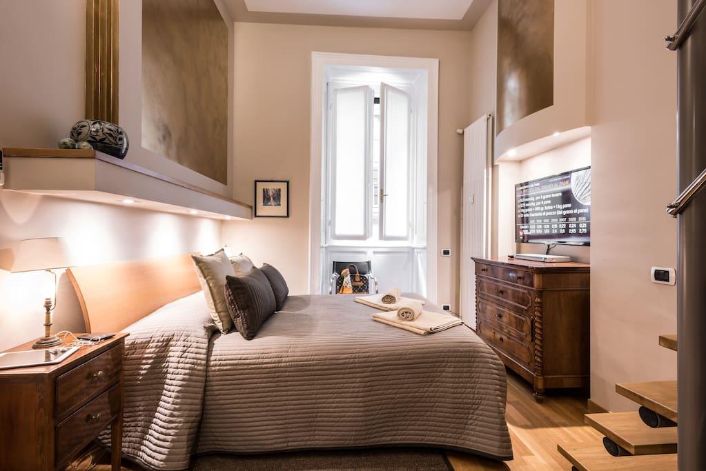 luxury in milano duomo scala brera wohnungen zur miete in mailand lombardia italien. Black Bedroom Furniture Sets. Home Design Ideas