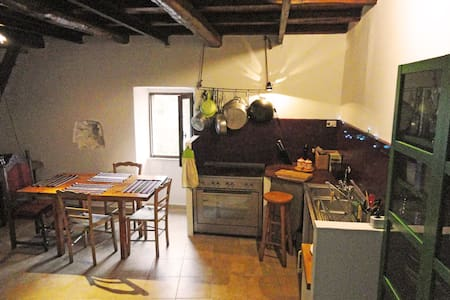 HOUSE with garden 40km from Rome - Artena