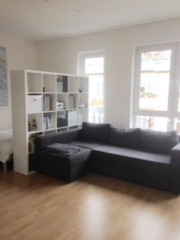 Beautiful One Room Apartment - Berlín - Pis