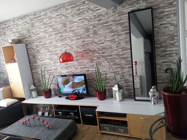 LE RELAIS de rosny2 val de fontenay - Rosny-sous-Bois - Appartement