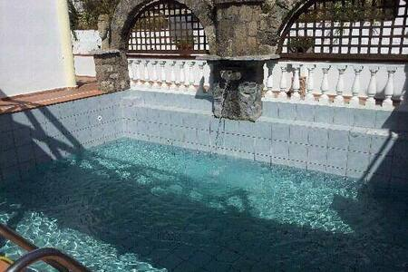 Ischia / Hotel Punto Azzurro - Forio - Bed & Breakfast