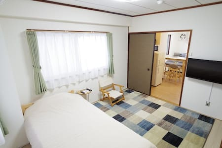 Comfy bunk bed!Easy to walk to Shinjuku area^^305