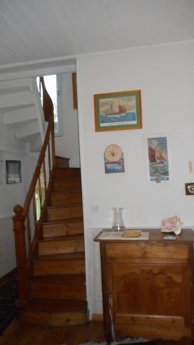 Maison d 39 antiquaire au charme fou houses for rent in for Antiquaire la maison bananas