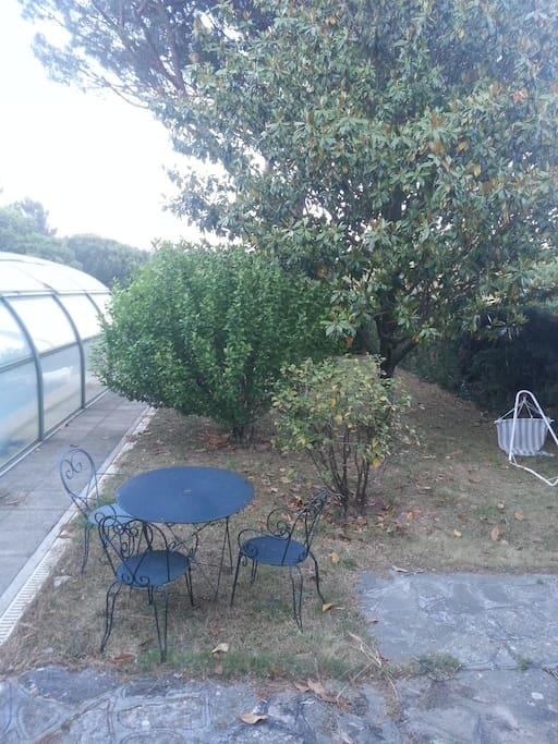 Appartement au fond du jardin apartments for rent in for Au fond du jardin saint saens