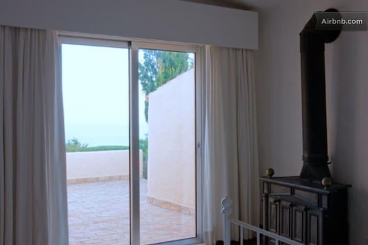 Garden Room bedroom view