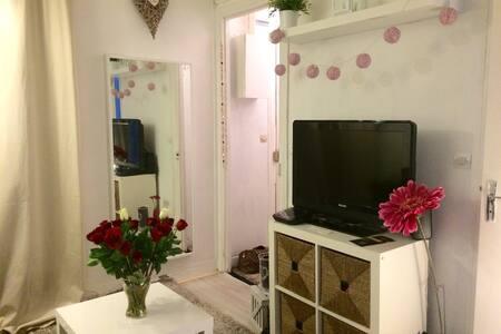 Cosy and charming studio Paris - Paris - Apartment