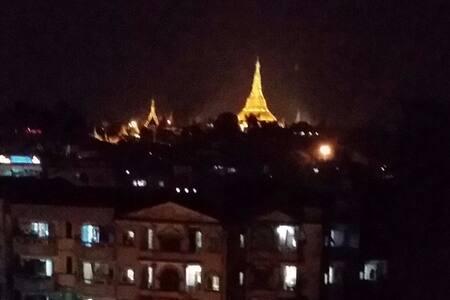Shwedagon View Penthouse - Янгон - Квартира