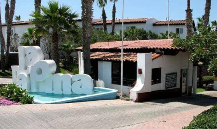 Condominio en renta. Rosarito, BCN