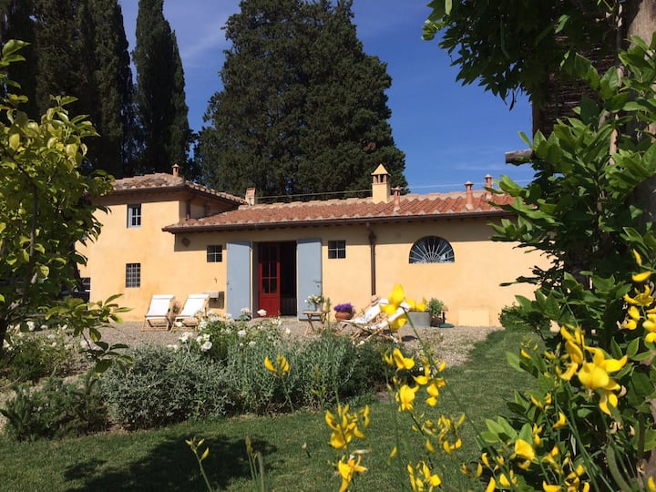 Farmhouse Muricci - I CACHI - Chianti Tuscany