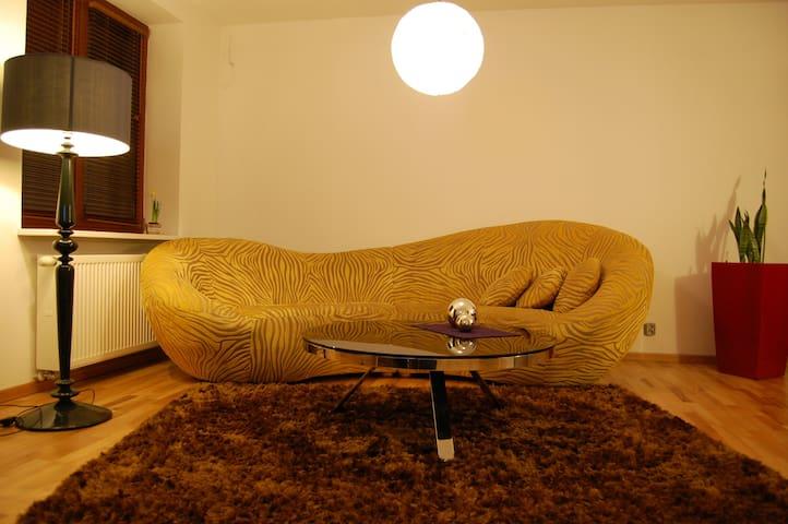 Apartment Bobrowiecka - Warszawa - Lägenhet