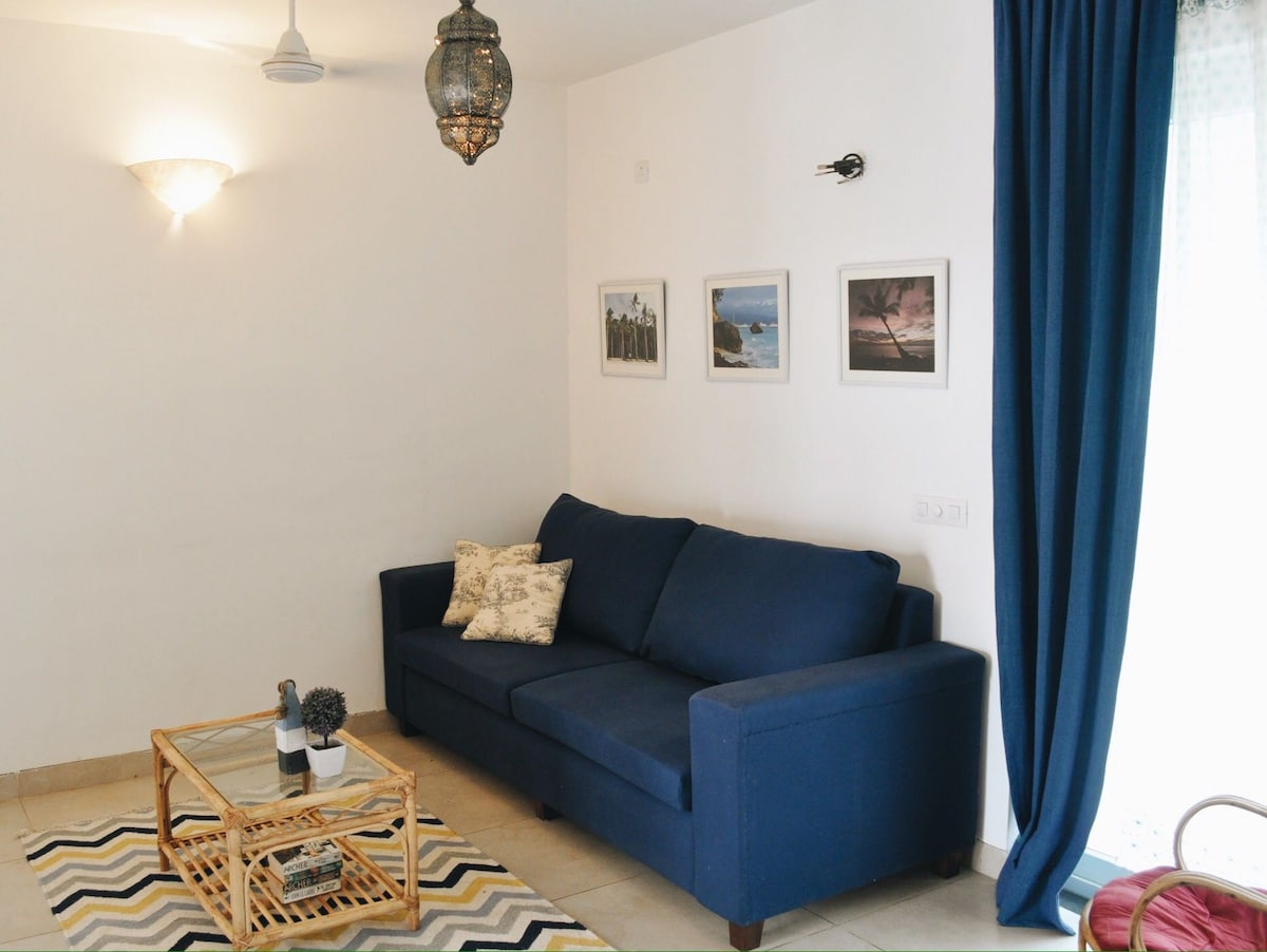A Taste of the Mediterranean in our cheerful 2BHK - Apartments for ...