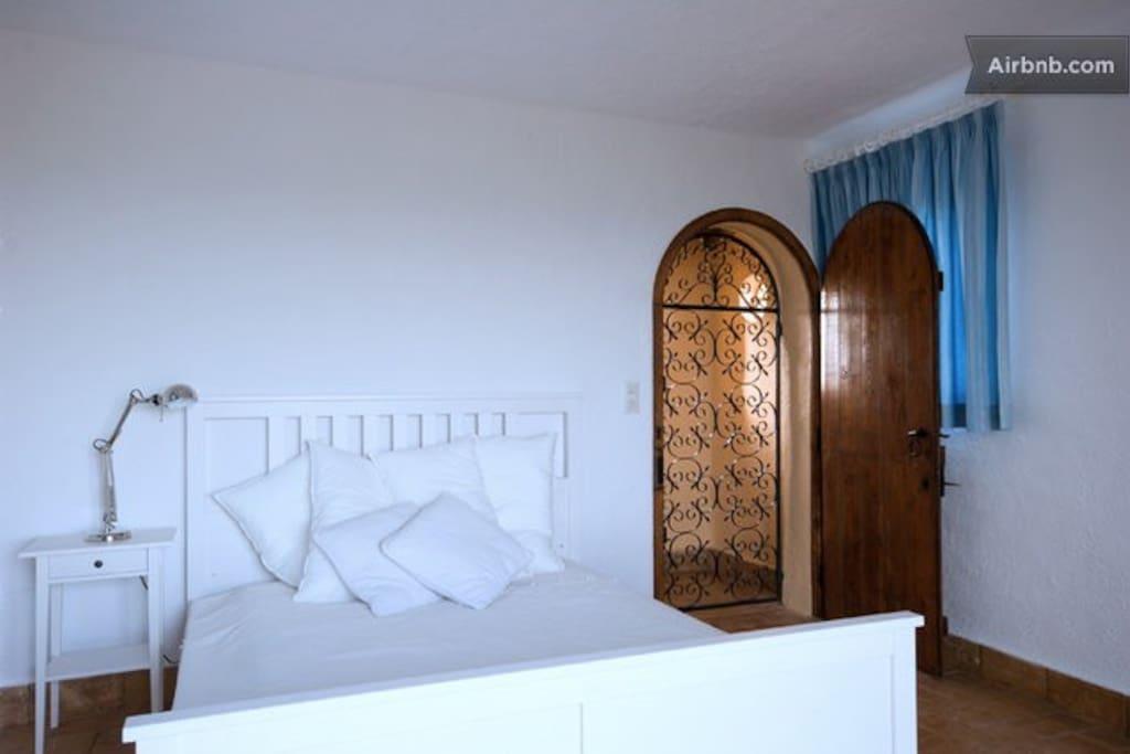Tower Room bedroom