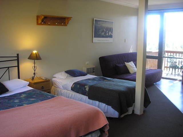 Studio Apartment with Spectacular Views - Jindabyne - Pis